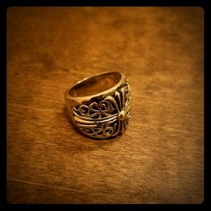 2002 Chrome Hearts women's size 7 ring